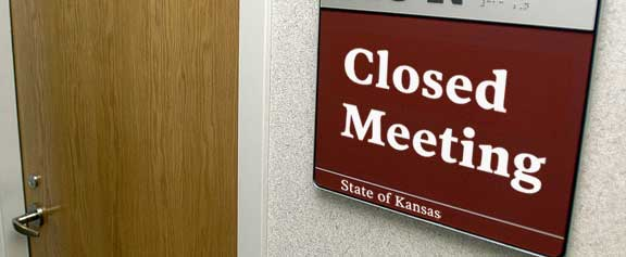 closed meeting
